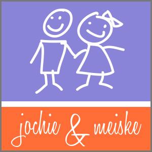 Jochie en Meiske