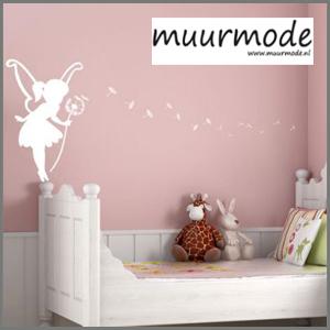 Meisjeskamer inspiratie en shops de leukste shops op een for Muurdecoratie babykamer