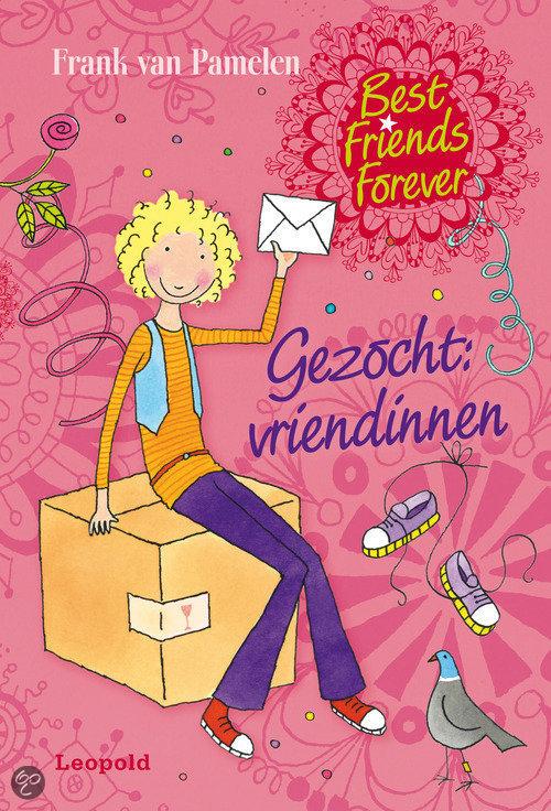 boek best friends foerier, gezocht vriendinnen, BFF