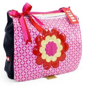 zebra-trends-kindertas-schooltas-canvas-a4-flower-met-bloem