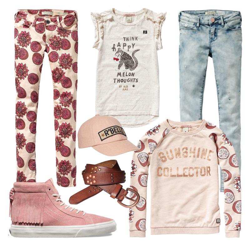 scotch-rbelle-scotch-meisjeskleding, zomer 2016, girlslabel,