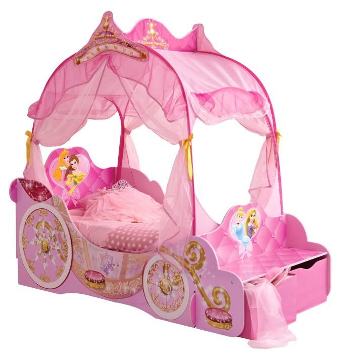 disney prinsessenbed