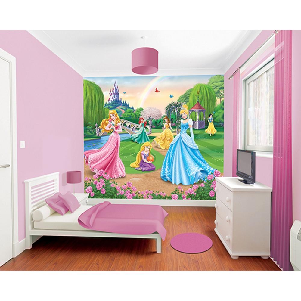 Prinsessenkamer l meisjeskamer inspiratie tips l girlslabel for Behang kamer