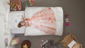 meisjes beddengoed, snurk beddengoed, prinsessen dekbedovertrek