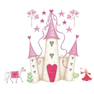 roommates-muurstickers-raamstickers-prinsessen-kasteel