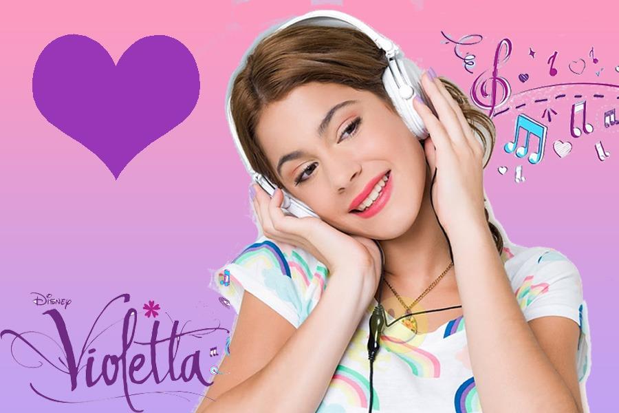 Disney serie Violetta