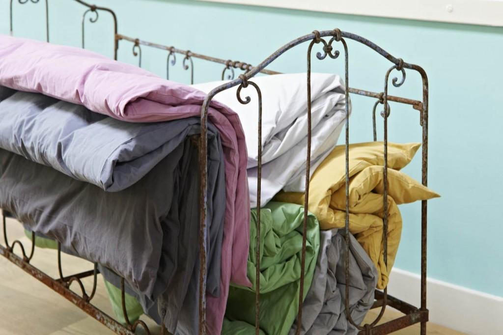 Imps Elfs baby, babykamer in zachte kleuren, babykamer inspiratie, imps elfs bedding lifestyle