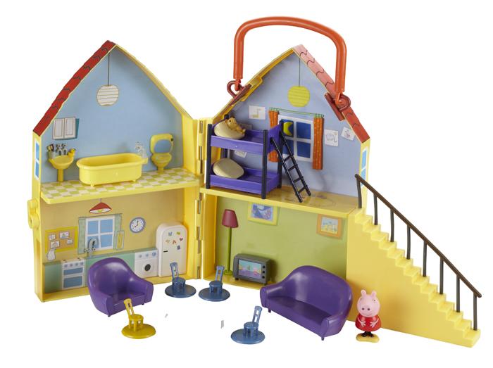 Peppa Speelhuis, peppa speelgoed