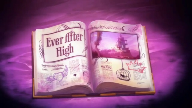 EVER AFTER HIGH speelgoed MATTEL