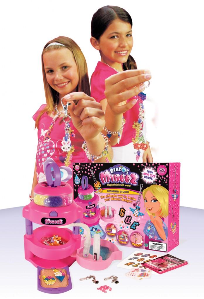 Beados Mineez Ontwerp Studio , Beados speelgoed, Beados kralen