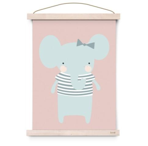 poster-olifant-girlslabel
