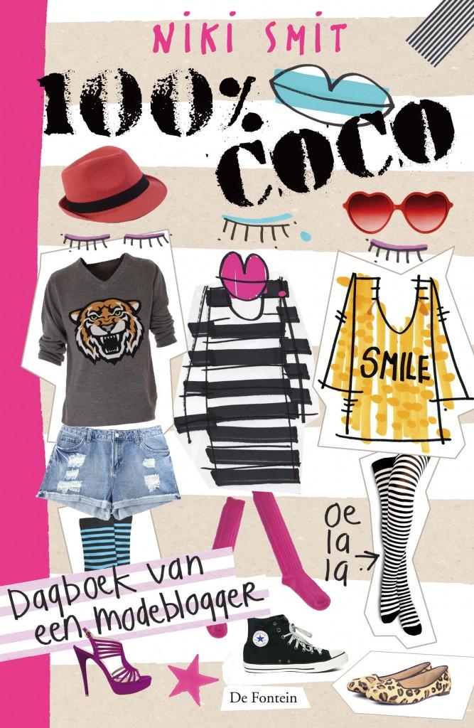 boek 100 Coco, modeblogger, online magazine