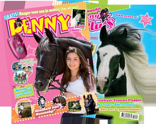 penny weekend, paardenmeisjes