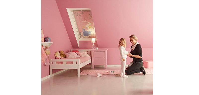 Velux raamdecoratie l disney velux droomcollectie voor kinderkamers - Meisjes kamer jaar ...