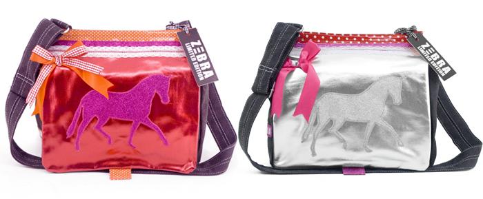 paarden tassen, meisjestassen