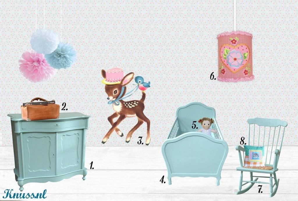 Kinderkamer Kinderkamer Thema : bambi kinderkamer, knuss kinderkamers ...