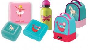 Lunchbox en drinkbekers