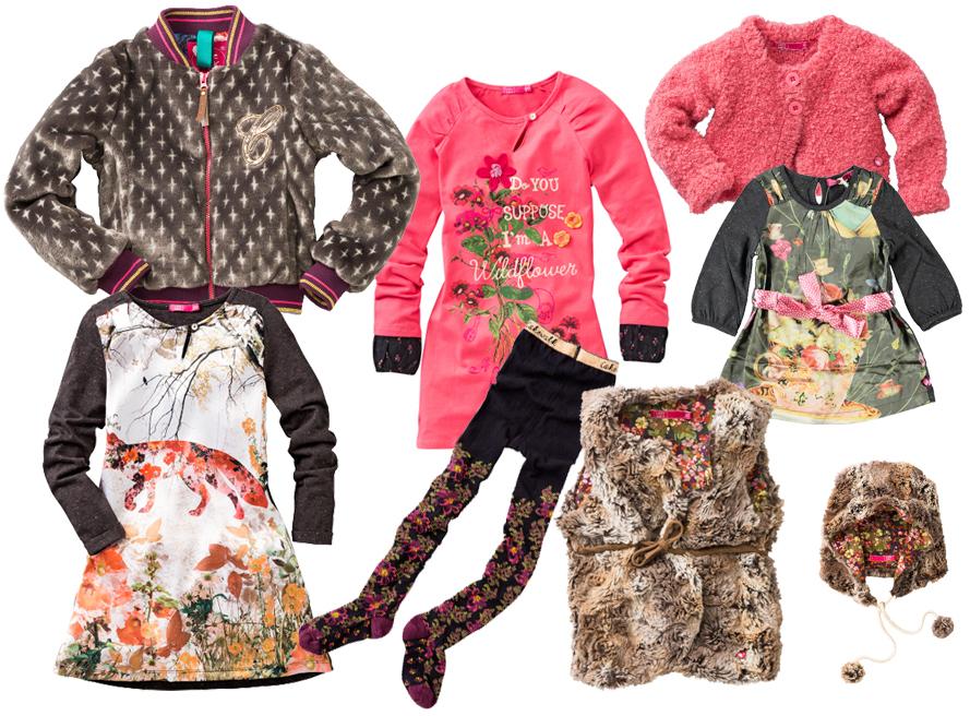 Cakewalk-winter-2014-2015, cakewalk meisjeskleding