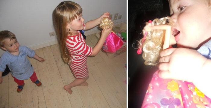 Barbie en de Geheime Deur pop