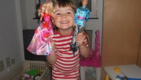 Barbie en de Geheime Deur poppen
