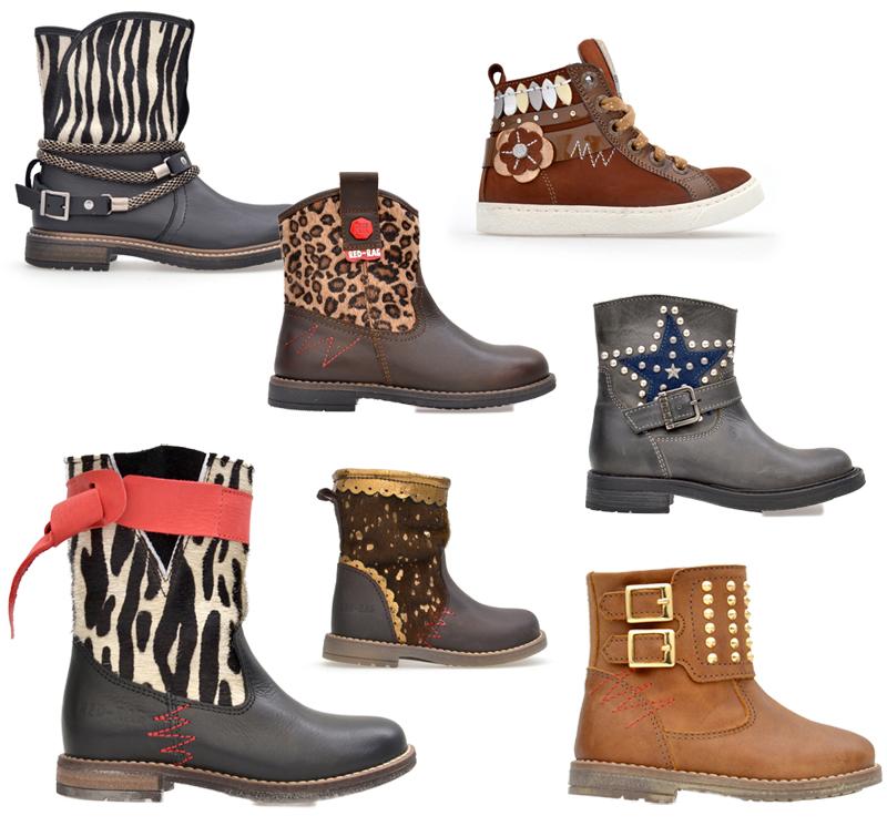 RedRag schoenen, winterschoenen voor meisjes, laarzen voor meisjes