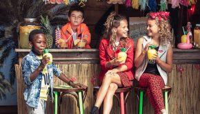 retour kinderkleding, hippe meidenkleding zomer 2018