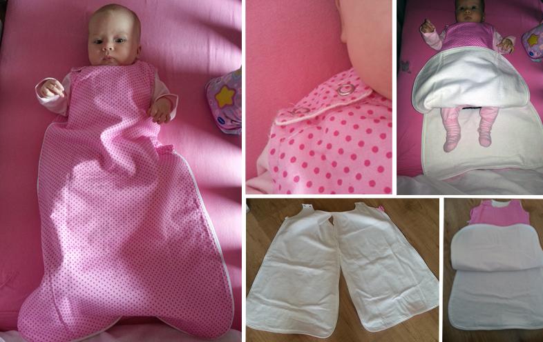 Sleepy Bo slaapzakje, slaapzakje voor baby's, babyverzorging