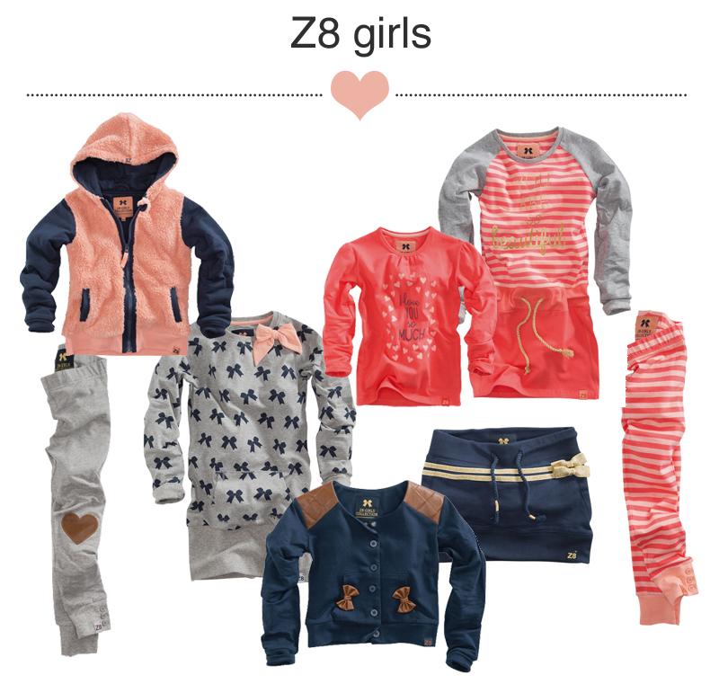Z8 winter 2015, nieuwe z8 collectie, Z8 kinderkleding, Z8 kleding, Z8 meisjeskleding, Z8 online kopen