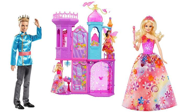 barbie en de geheime deur l barbie speelgoed
