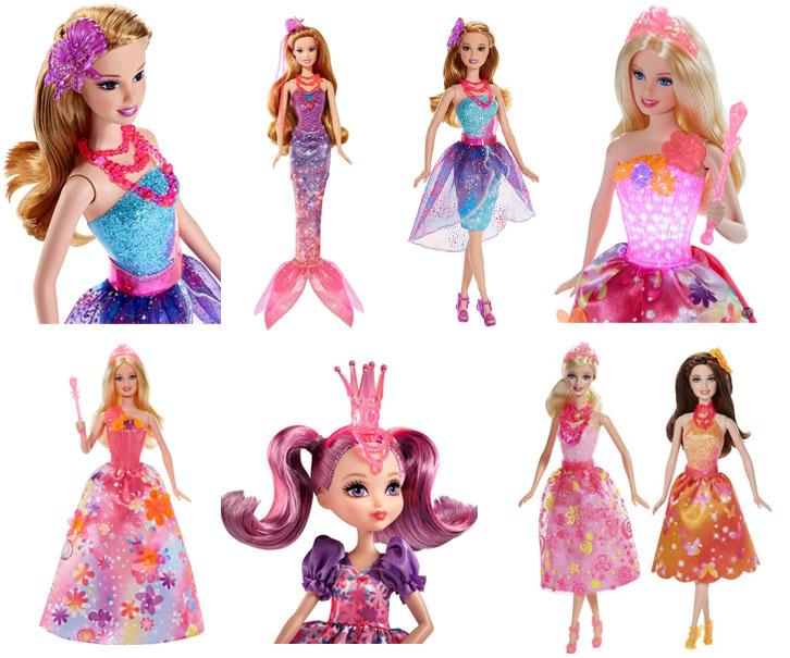barbie poppen, nieuwste barbie poppen, barbie en de geheime deur poppen, barbie winactie