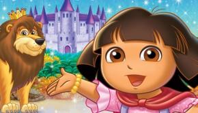 Dora's Magische Logeerpartijtje, nieuwste DVD dora