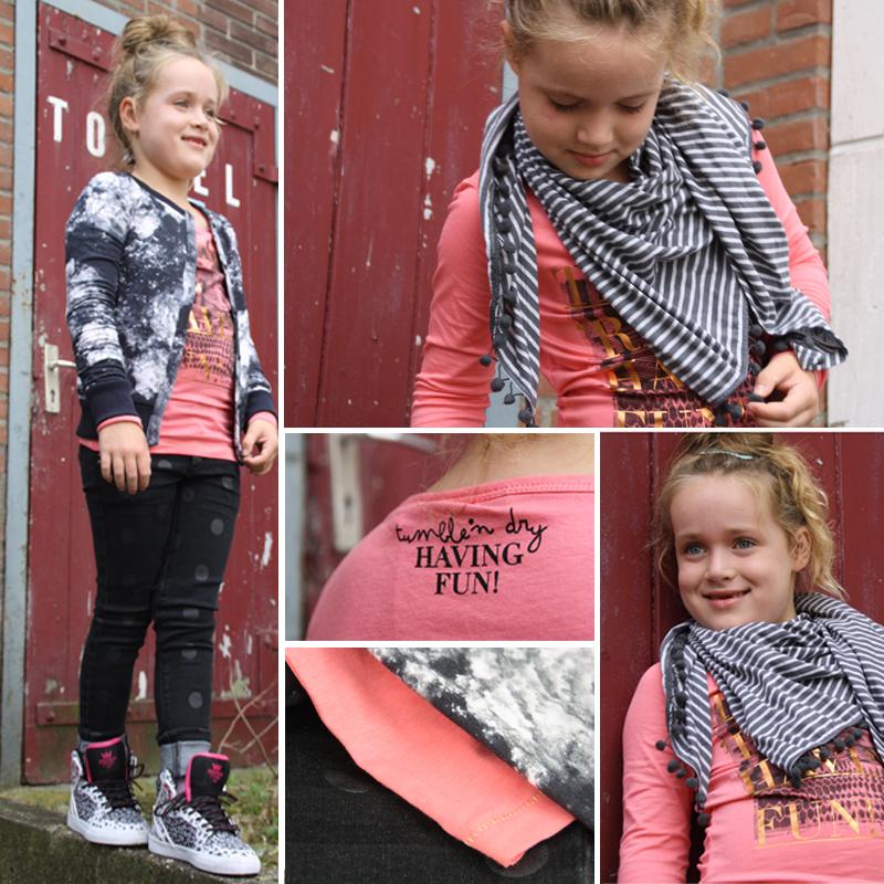 Tumble n dry winter 2014-2015, tumblendry meisjeskleding, stoere meisjeskleding, girlslabel