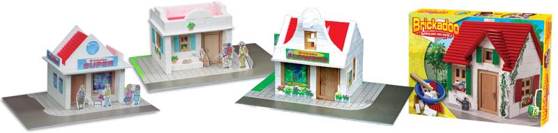 Brickadoo, brickadoo speelgoed, brickadoo bouwsteentjes, brickadoo supermarkt