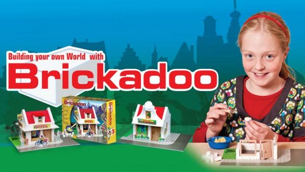 Brickadoo speelgoed, huisjes bouwen met brickadoo