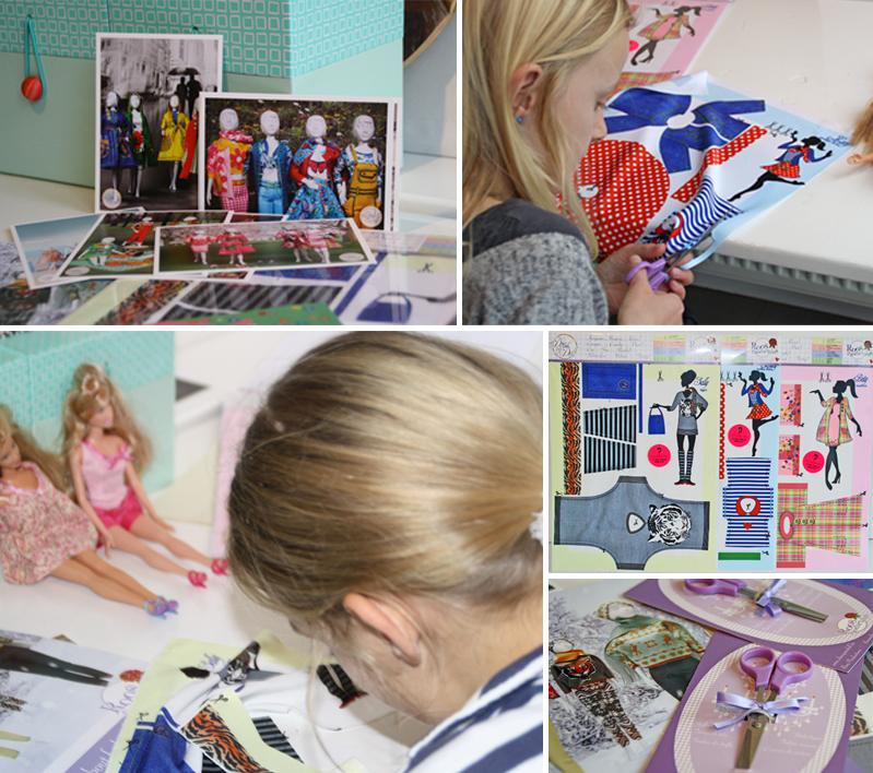 Dress Your Doll, poppenkleertjes maken, barbiekleertjes maken