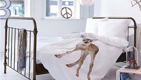 kinderkamer-Hertjes, kinderkamer met hertjes, behang onszelf hertje, behang onszelf bambi, kinderkamer met hertjes, bambi kinderkamer