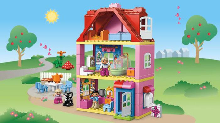 LEGO duplo, duplo online kopen,  creatieve ontwikkeling van een kind