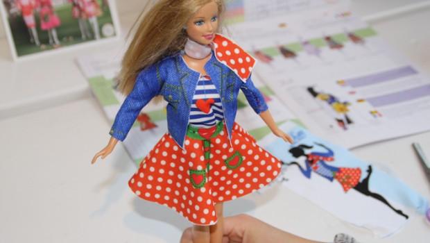dress Your doll, zelf poppenkleertjes maken