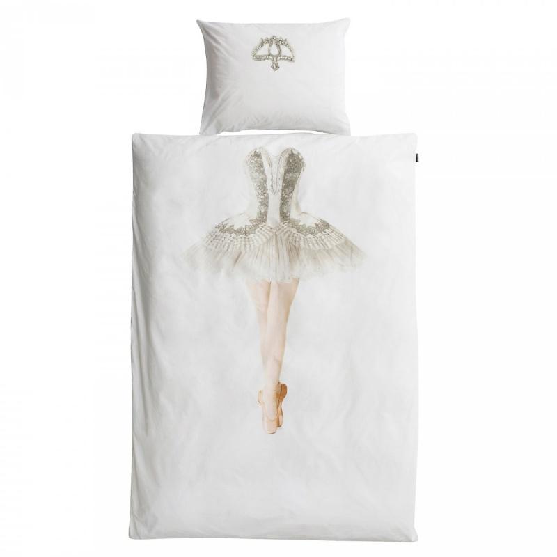 snurk ballerina, ballerina beddengoed, ballerina dekbed