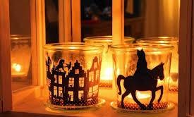 heerlijk avondje, Sinterklaas