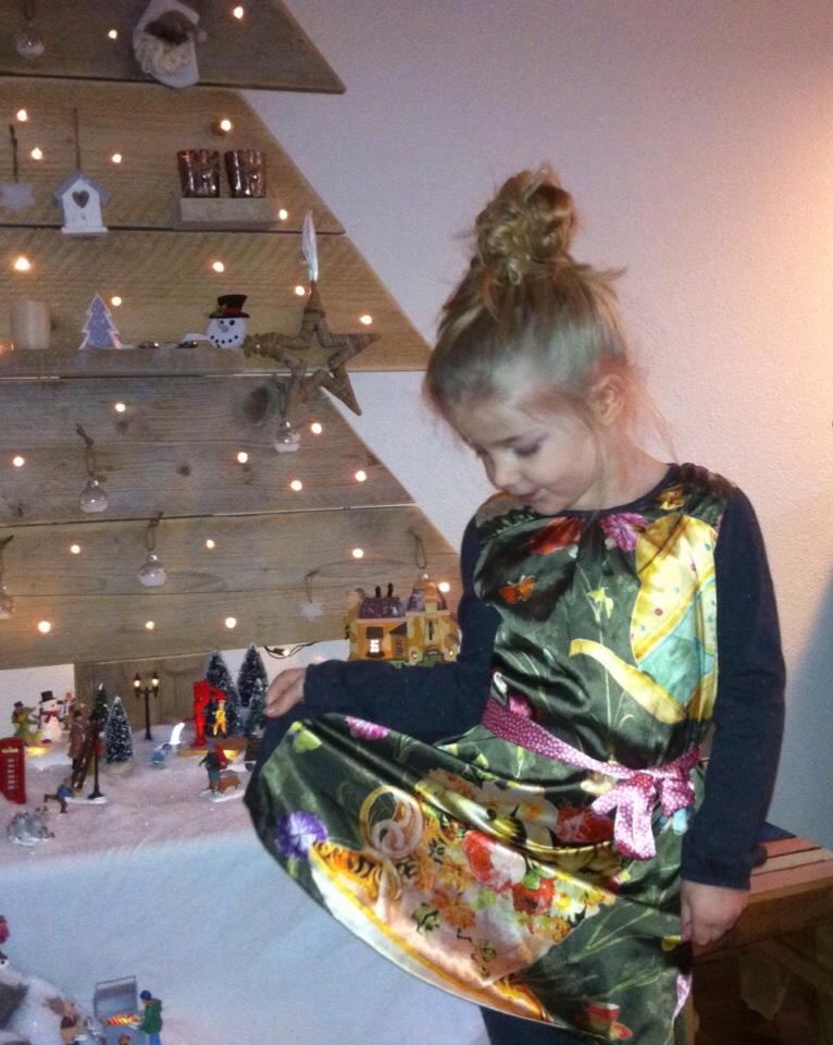 Cakewalk winter 2015, cakewalk jurkje, feestjurk voor meisjes