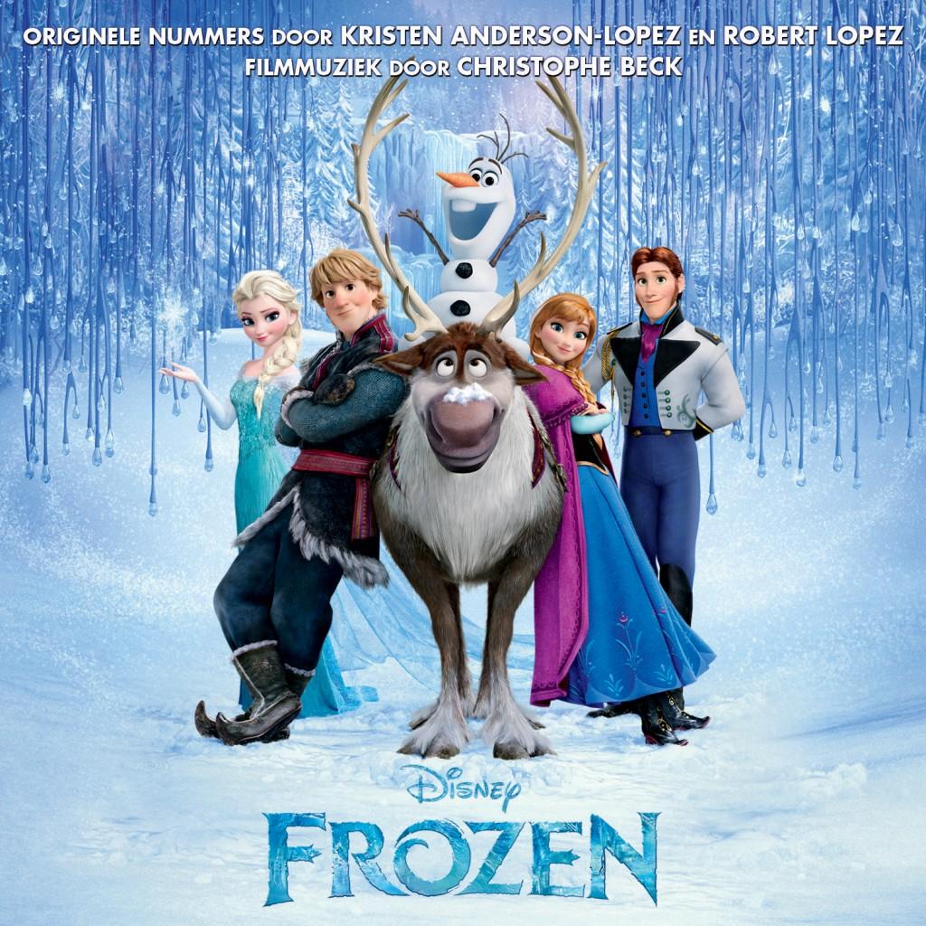 Frozen sing a long, frozen soundtrack, frozen winactie