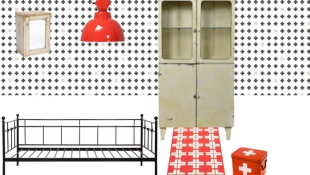 Kinderkamer Behang Zwart Wit : ... , meisjeskamer voorbeelden ...