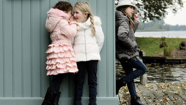LeChic winterjassen, lechic meisjeskleding