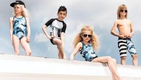 Molo zomer 2015, molo kinderkleding, molo badkleding, badpakken voor meisjes