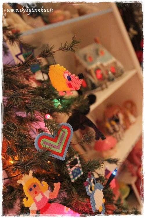 kerst kinderkamer