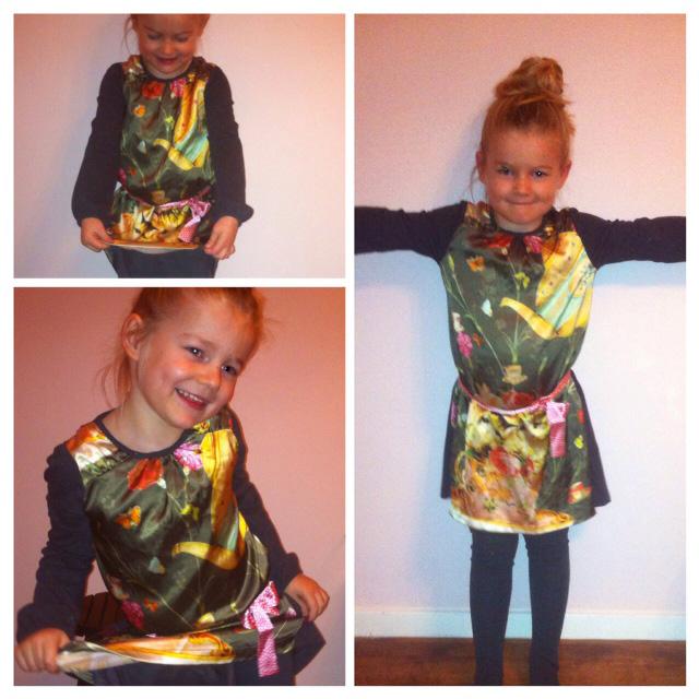 feestjurk voor meisjes, cakewalk winter 2015, meisjeskleding, cakewalk-review-girlslabel
