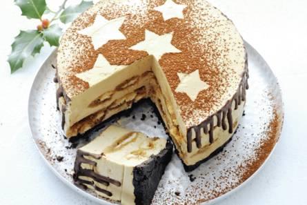 kerstrecept, taart