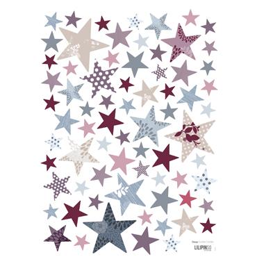 lilipinso-muurstickers-sterren-flowered