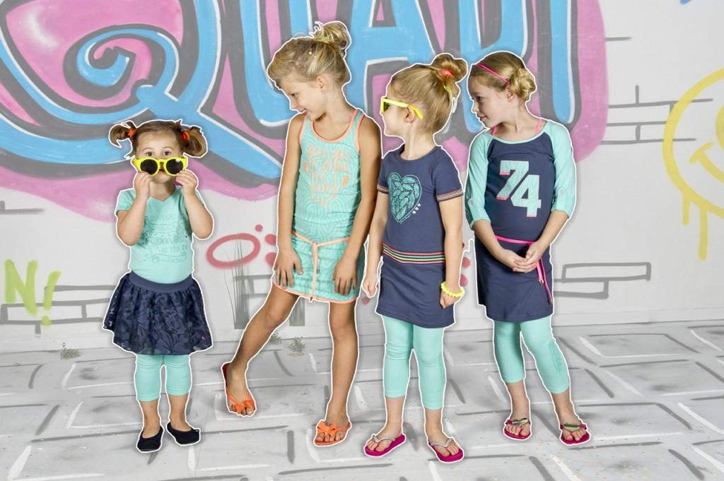 quapi kidswear, quapi zomercollectie 2015